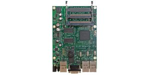 """Mikrotik RouterBOARD 433 PowerPC WISP AP level 4"