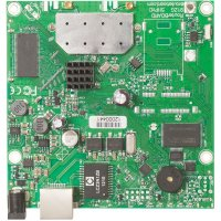RouterBoard RB911G-5HPnD 1x GigE LAN, built-in 5Ghz 802.11a/n 1000 mW
