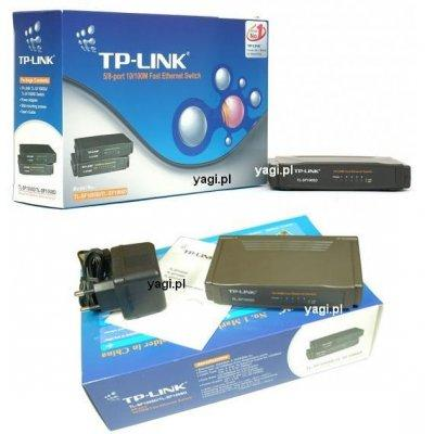 Switch 8 portów TP-LINK-TL-SF1008D