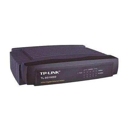 Switch gigabit ethernet Tp-Link TL-SG1005D
