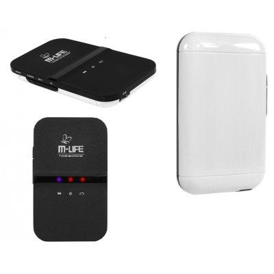 Modem GSM  USB + Router wi-fi M-LIFE ML0600