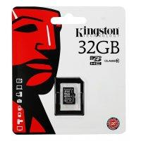 Karta pamięci Kingston 32GB Class 10 MicroSDHC Klasa 10